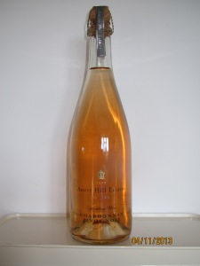 Ancre Hill Sparkling Rose 2009